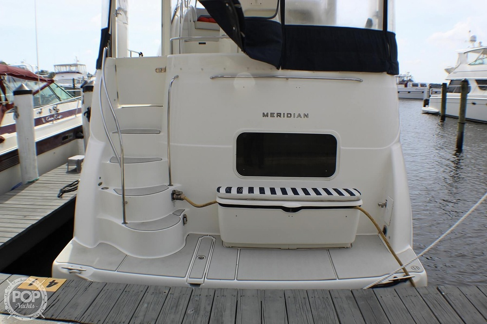 2005 Meridian boat for sale, model of the boat is 368 Aft Cabin & Image # 8 of 40