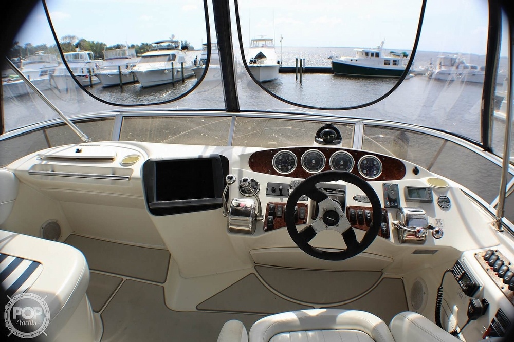 2005 Meridian boat for sale, model of the boat is 368 Aft Cabin & Image # 33 of 40