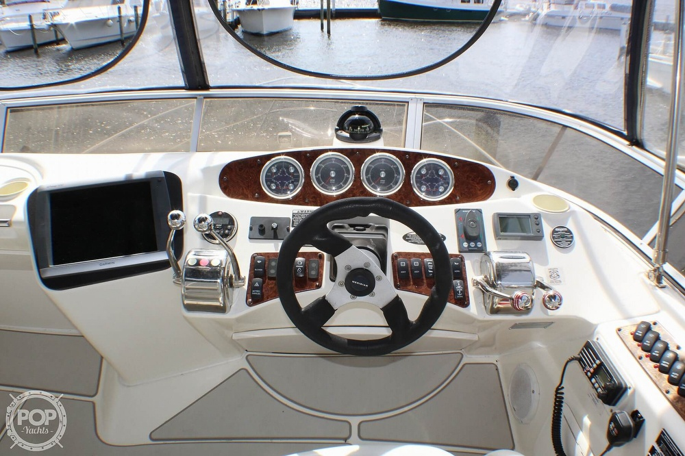 2005 Meridian boat for sale, model of the boat is 368 Aft Cabin & Image # 34 of 40