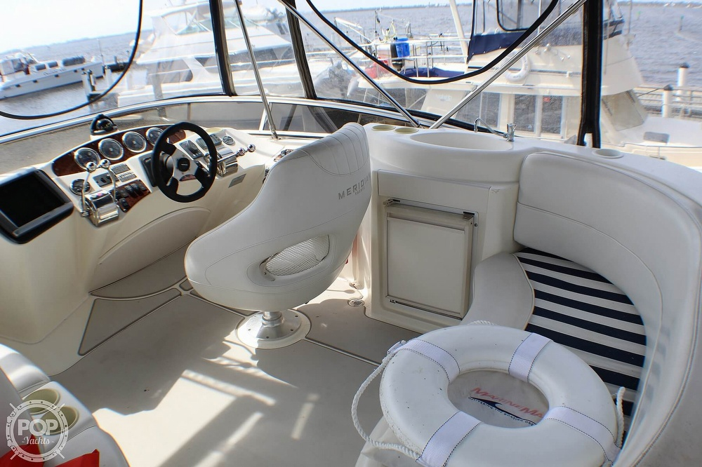 2005 Meridian boat for sale, model of the boat is 368 Aft Cabin & Image # 13 of 40
