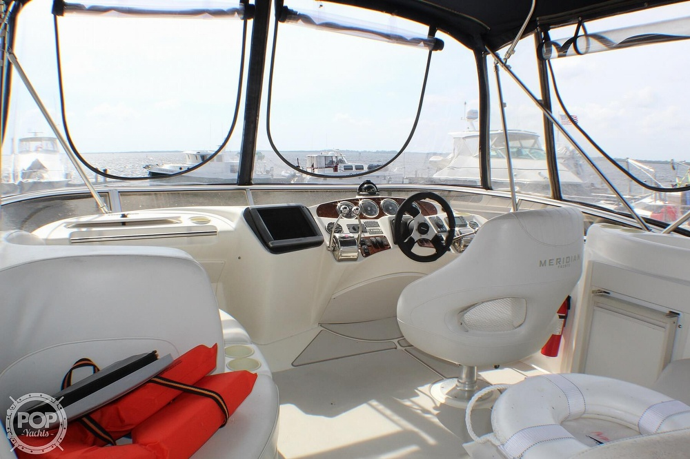 2005 Meridian boat for sale, model of the boat is 368 Aft Cabin & Image # 11 of 40