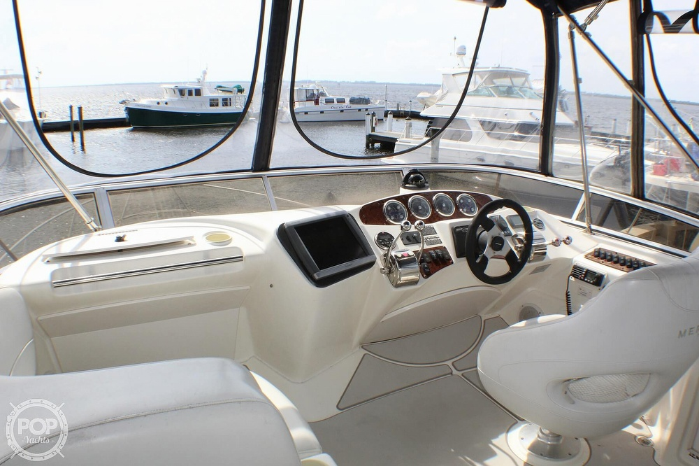 2005 Meridian boat for sale, model of the boat is 368 Aft Cabin & Image # 12 of 40