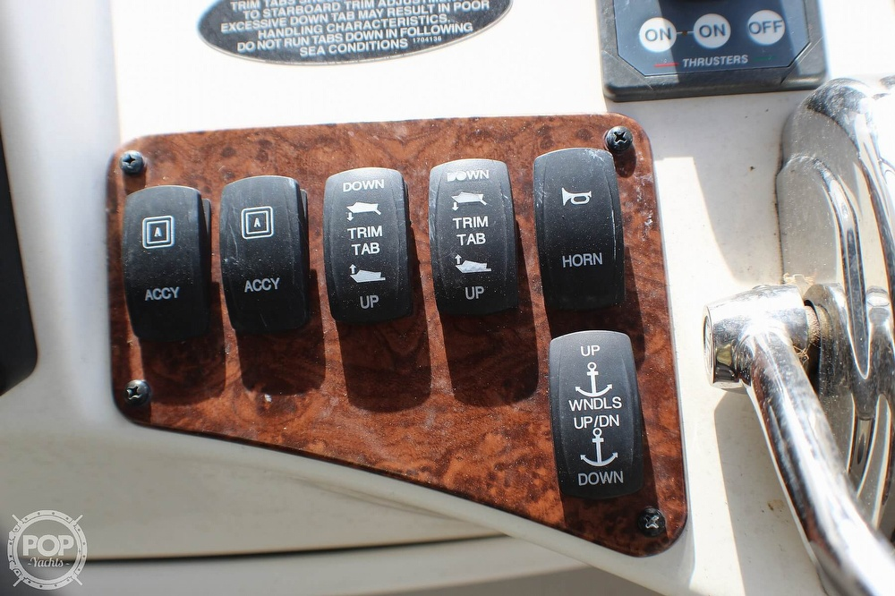 2005 Meridian boat for sale, model of the boat is 368 Aft Cabin & Image # 27 of 40