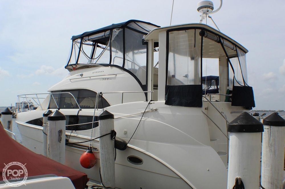 2005 Meridian boat for sale, model of the boat is 368 Aft Cabin & Image # 3 of 40