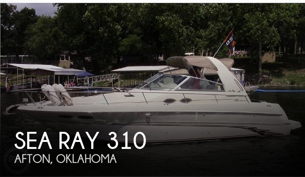 Used Boats For Sale in Oklahoma by owner | 1999 Sea Ray 310 Sundancer