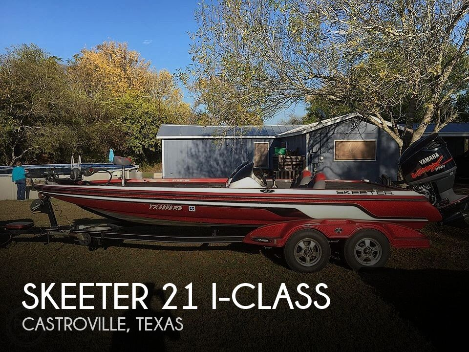 Used Skeeter Boats For Sale in Texas by owner | 2006 Skeeter 21 I-class