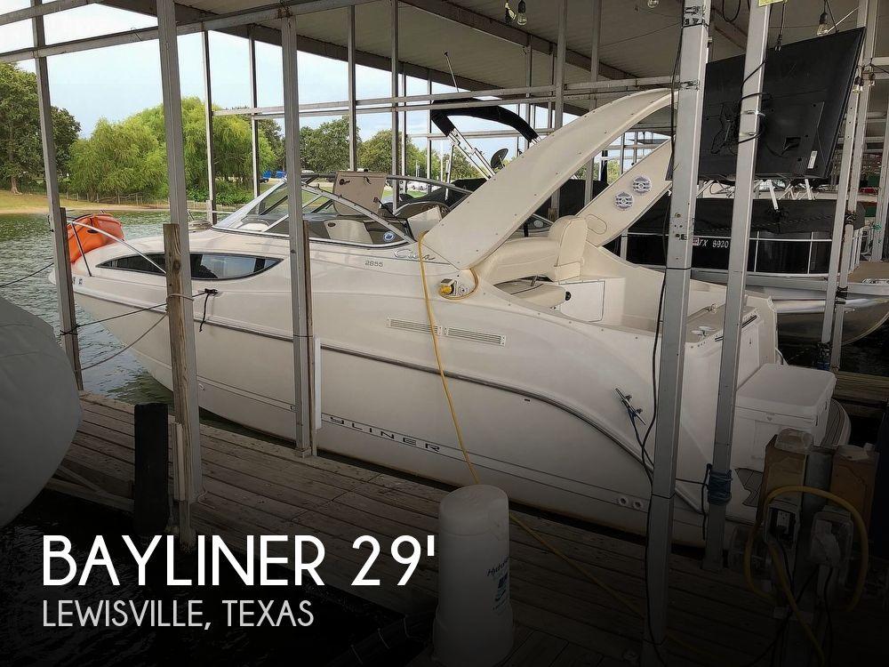 Used Bayliner Boats For Sale in Texas by owner | 2000 Bayliner 2855 Ciera Sunbridge