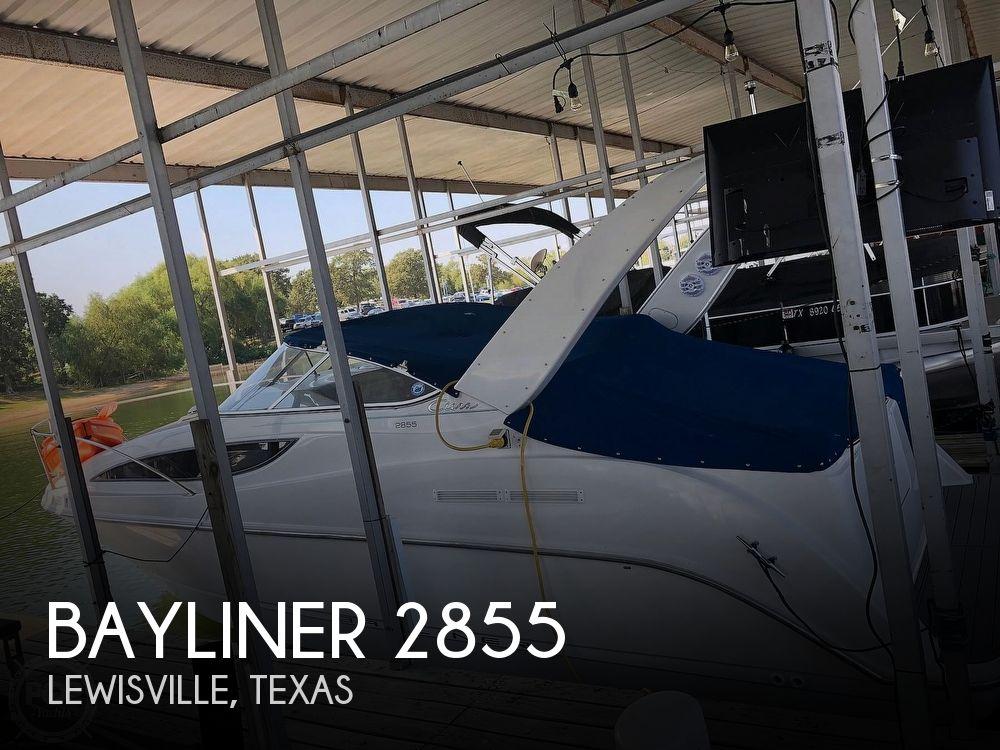 2000 Bayliner boat for sale, model of the boat is 2855 Ciera Sunbridge & Image # 1 of 40