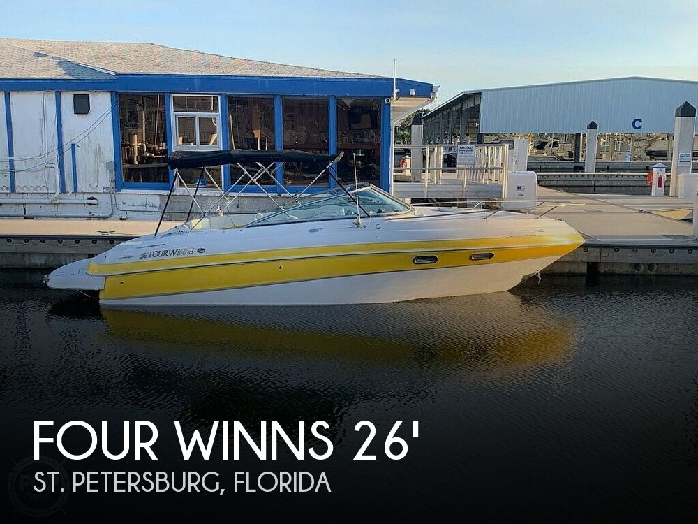 Used Four Winns sundowner Boats For Sale by owner | 2006 27 foot Four Winns Sundowner