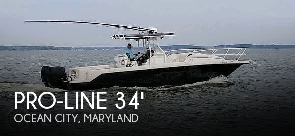 Used Pro-Line Boats For Sale by owner | 1996 Pro-Line 34