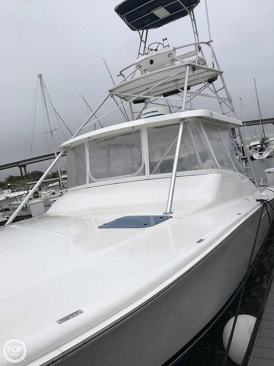 1993 Luhrs boat for sale, model of the boat is 380 Tournament & Image # 2 of 40