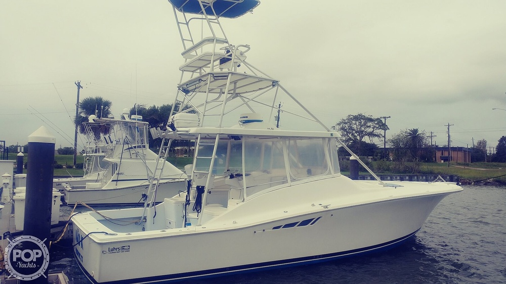 1993 Luhrs boat for sale, model of the boat is 380 Tournament & Image # 7 of 40