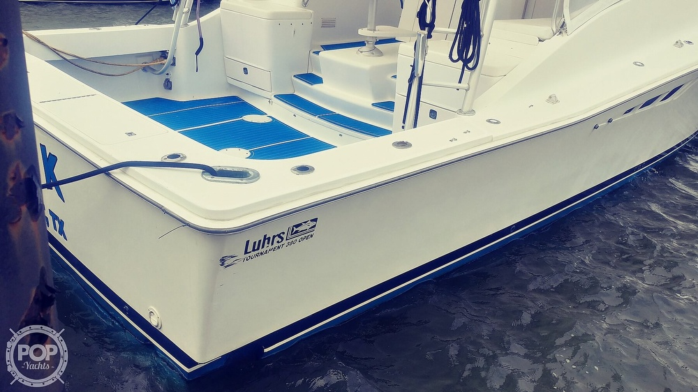 1993 Luhrs boat for sale, model of the boat is 380 Tournament & Image # 11 of 40