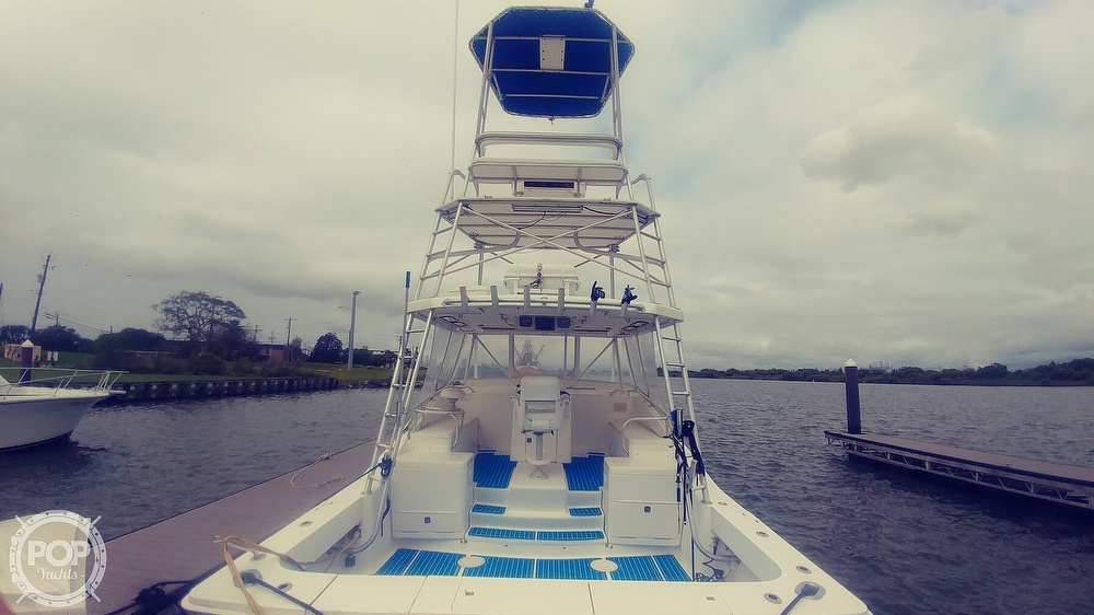 1993 Luhrs boat for sale, model of the boat is 380 Tournament & Image # 13 of 40