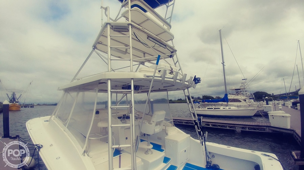1993 Luhrs boat for sale, model of the boat is 380 Tournament & Image # 23 of 40