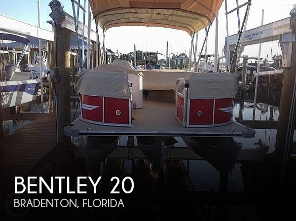 Used BENTLEY Boats For Sale by owner | 2014 Bentley 20