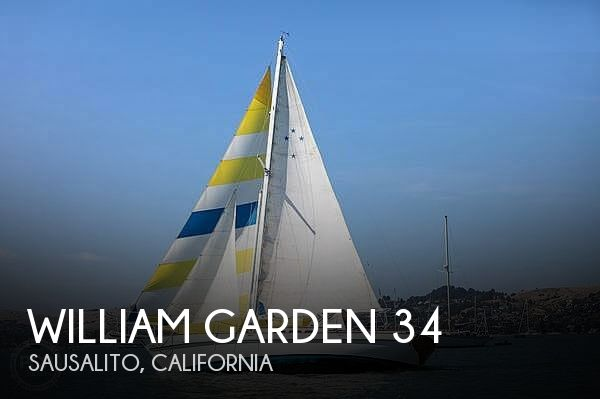 Used William Garden Boats For Sale by owner | 1975 William Garden 34
