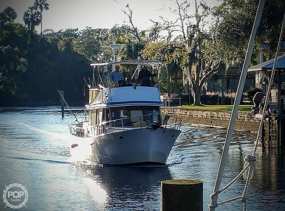 1980 Marine Trader boat for sale, model of the boat is 34 DC & Image # 3 of 40