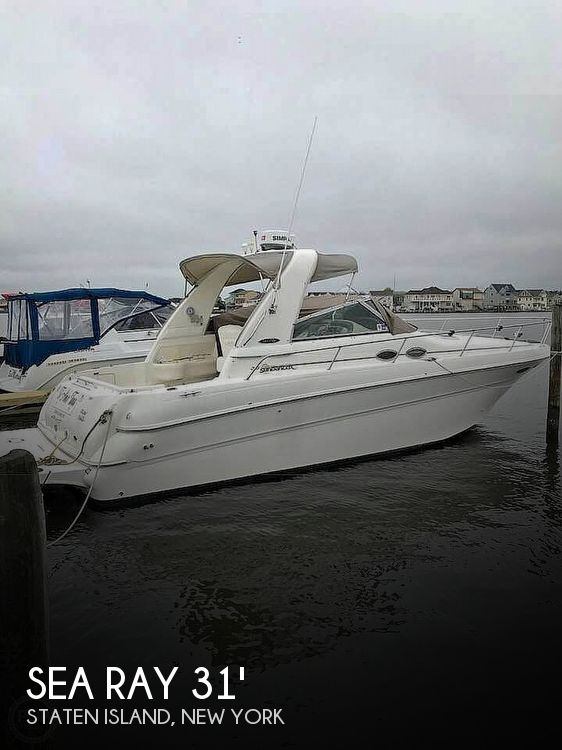 Used Sea Ray 310 Sundancer Boats For Sale by owner | 1999 Sea Ray 310 Sundancer