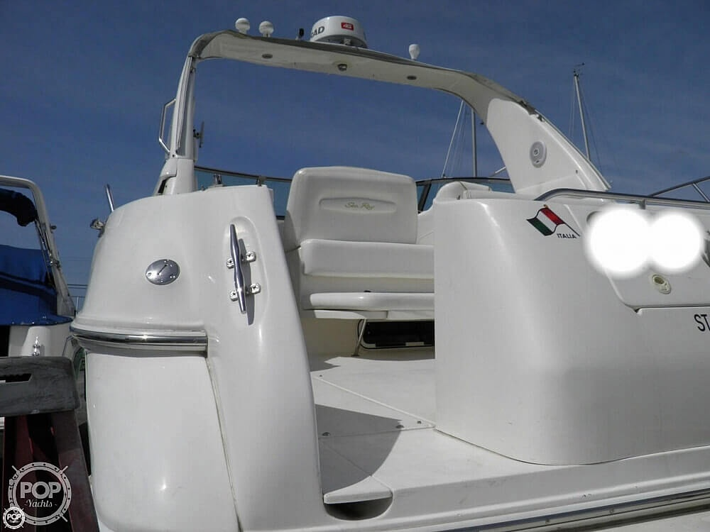 1999 Sea Ray boat for sale, model of the boat is 310 Sundancer & Image # 4 of 40