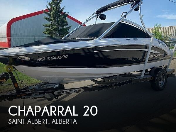 Used Chaparral 20 Boats For Sale by owner | 2013 Chaparral 20