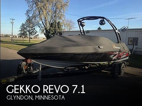 Used Boats For Sale in Fargo, North Dakota by owner | 2016 Gekko Sports 23