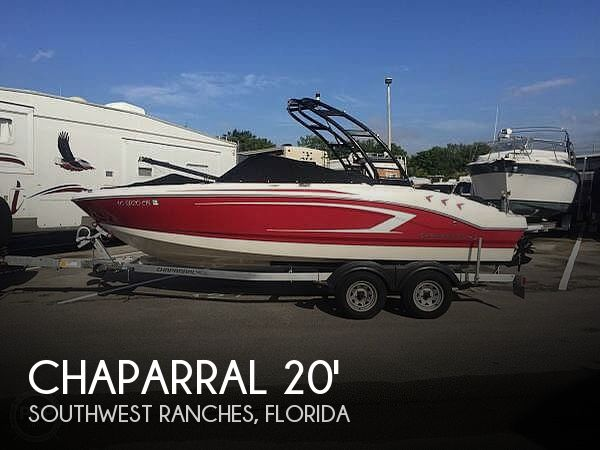 Used Chaparral 20 Boats For Sale by owner | 2015 Chaparral h20