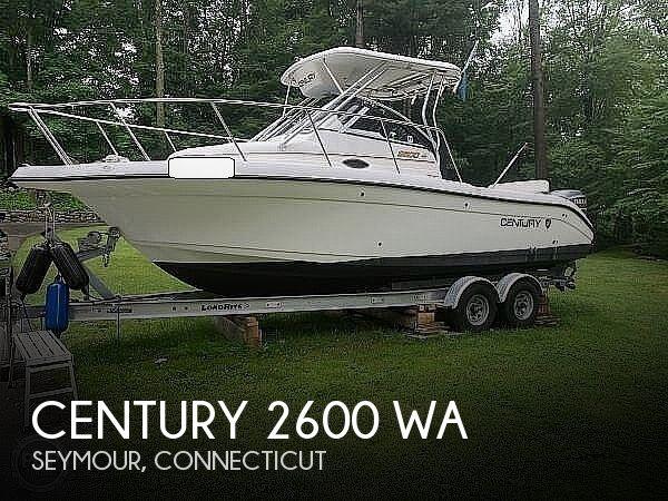 2003 CENTURY 2600 WA for sale