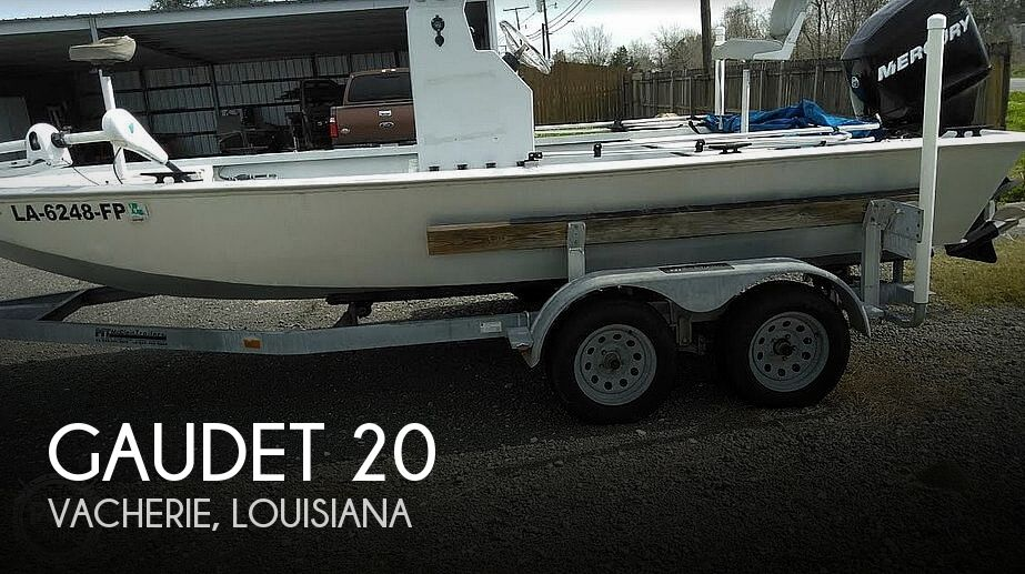 Used Gaudet Boats For Sale by owner | 2006 Gaudet 20