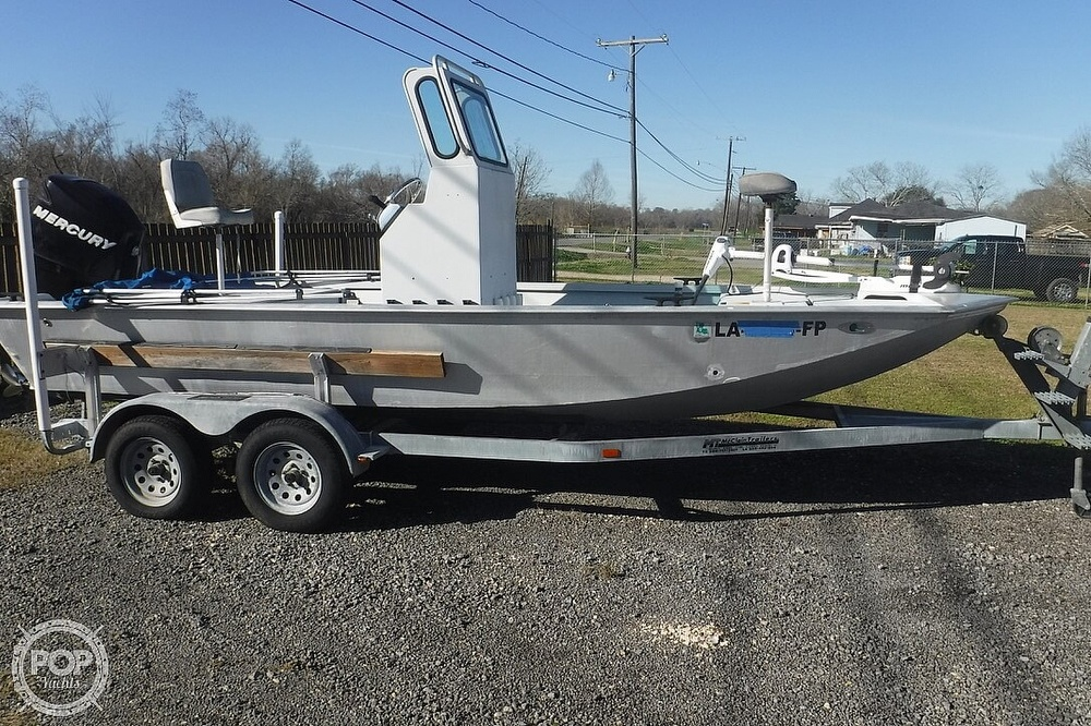 2006 Gaudet boat for sale, model of the boat is 20 & Image # 3 of 41