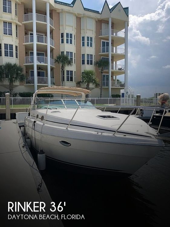 Used Rinker Boats For Sale in Florida by owner | 2001 Rinker 36