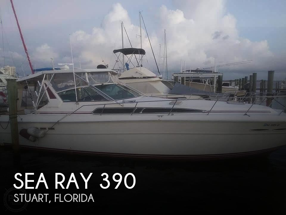 Used Sea Ray 41 Boats For Sale by owner | 1985 Sea Ray 410