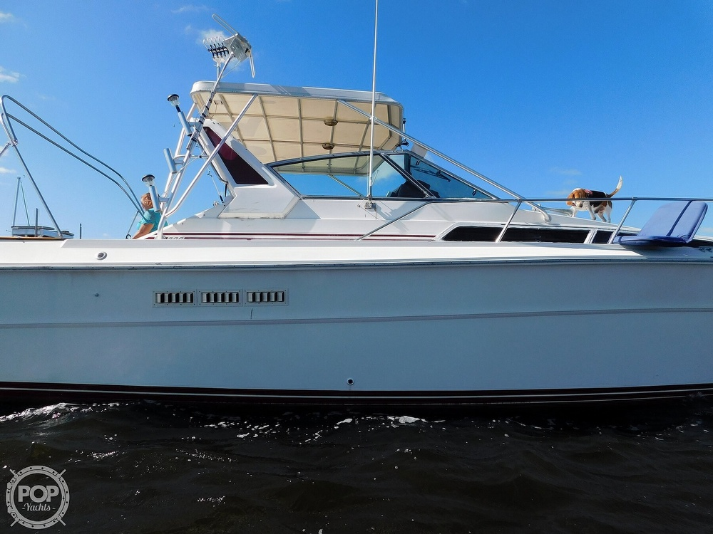 1985 Sea Ray boat for sale, model of the boat is 390 Express Cruiser & Image # 21 of 40