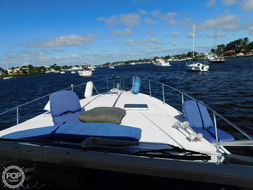 1985 Sea Ray boat for sale, model of the boat is 390 Express Cruiser & Image # 40 of 40