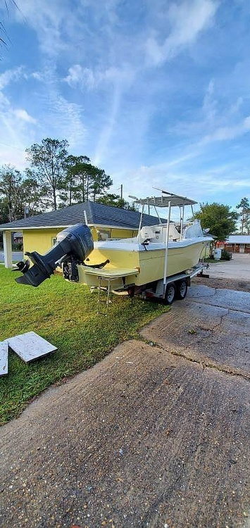 1981 Grady-White boat for sale, model of the boat is 22 & Image # 5 of 6