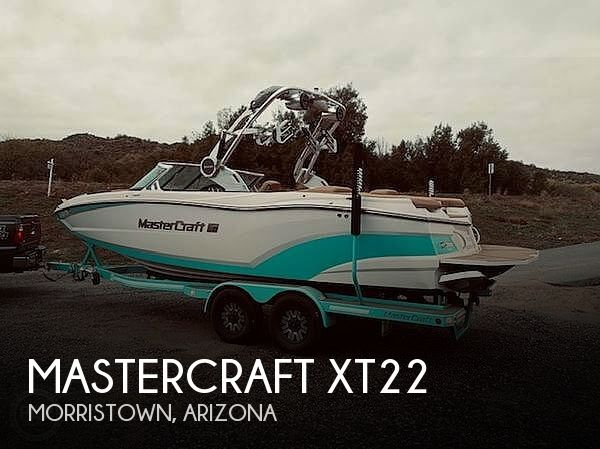 Used Mastercraft Boats For Sale by owner | 2019 Mastercraft XT22