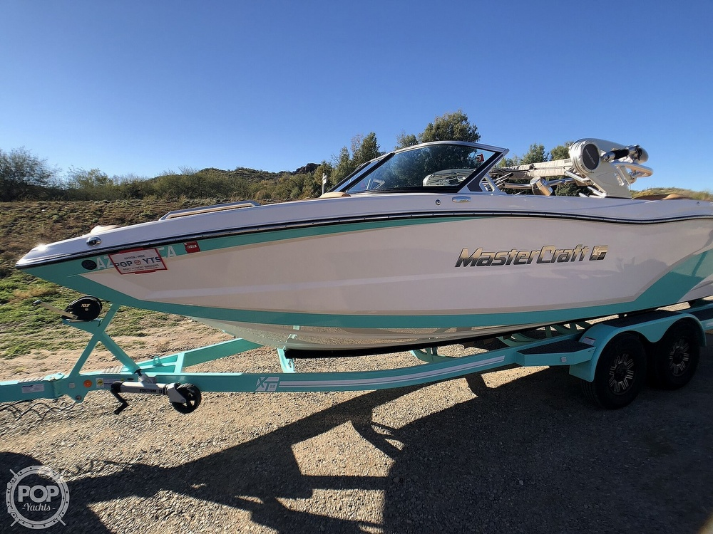 2019 Mastercraft boat for sale, model of the boat is XT22 & Image # 25 of 40