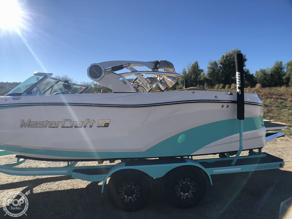 2019 Mastercraft boat for sale, model of the boat is XT22 & Image # 27 of 40