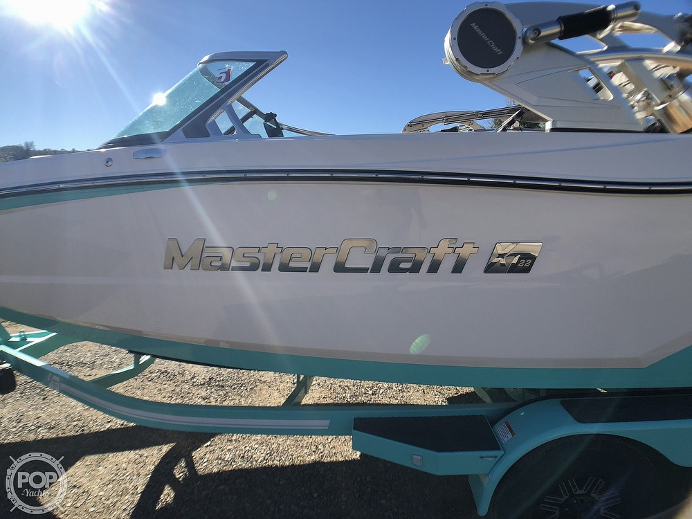 2019 Mastercraft boat for sale, model of the boat is XT22 & Image # 28 of 40
