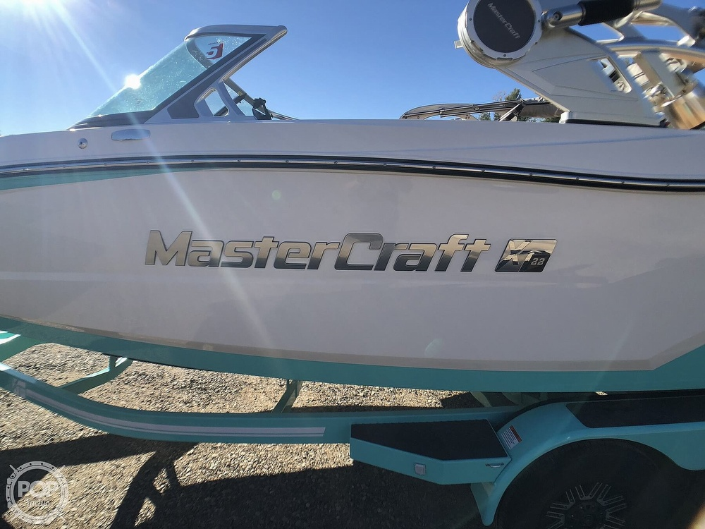 2019 Mastercraft boat for sale, model of the boat is XT22 & Image # 29 of 40
