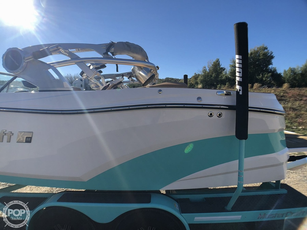2019 Mastercraft boat for sale, model of the boat is XT22 & Image # 30 of 40