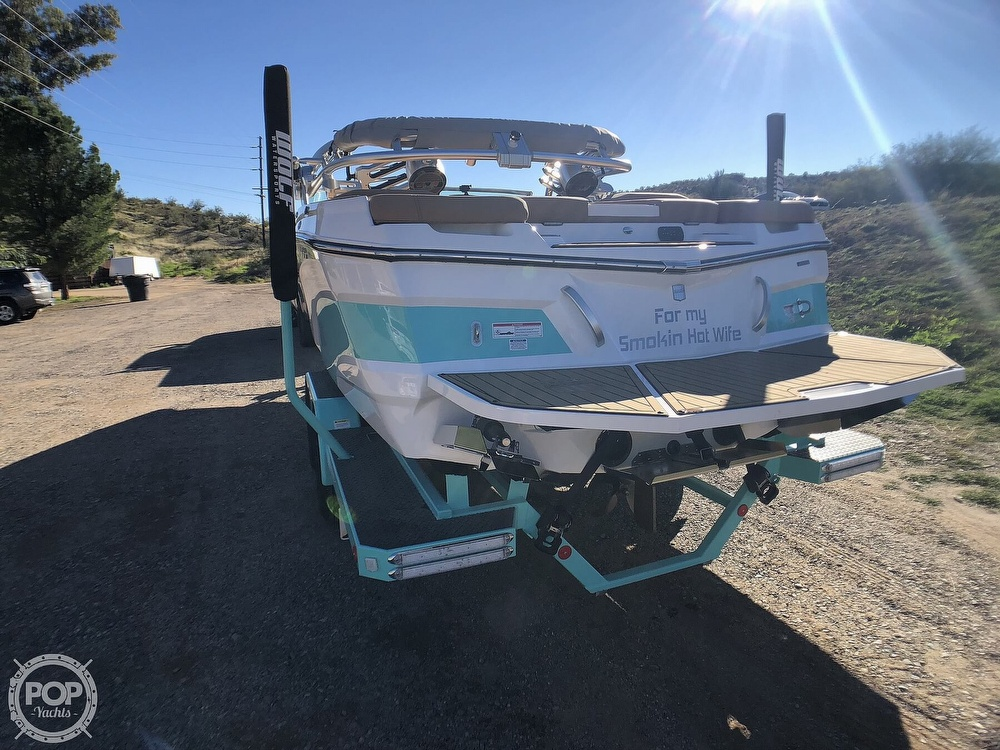 2019 Mastercraft boat for sale, model of the boat is XT22 & Image # 33 of 40