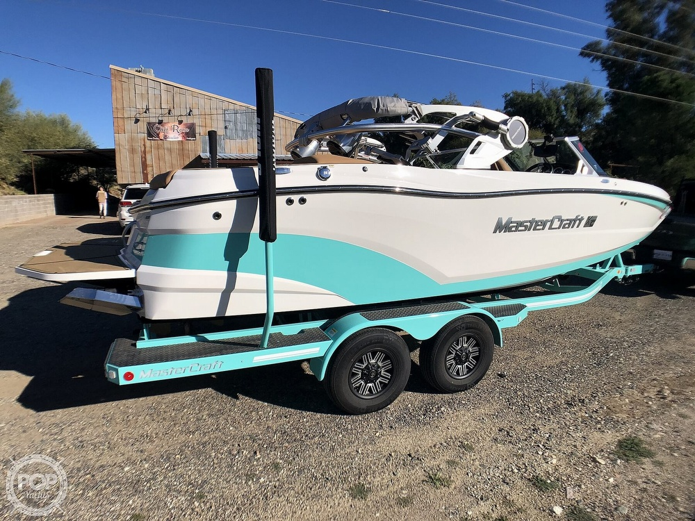 2019 Mastercraft boat for sale, model of the boat is XT22 & Image # 36 of 40