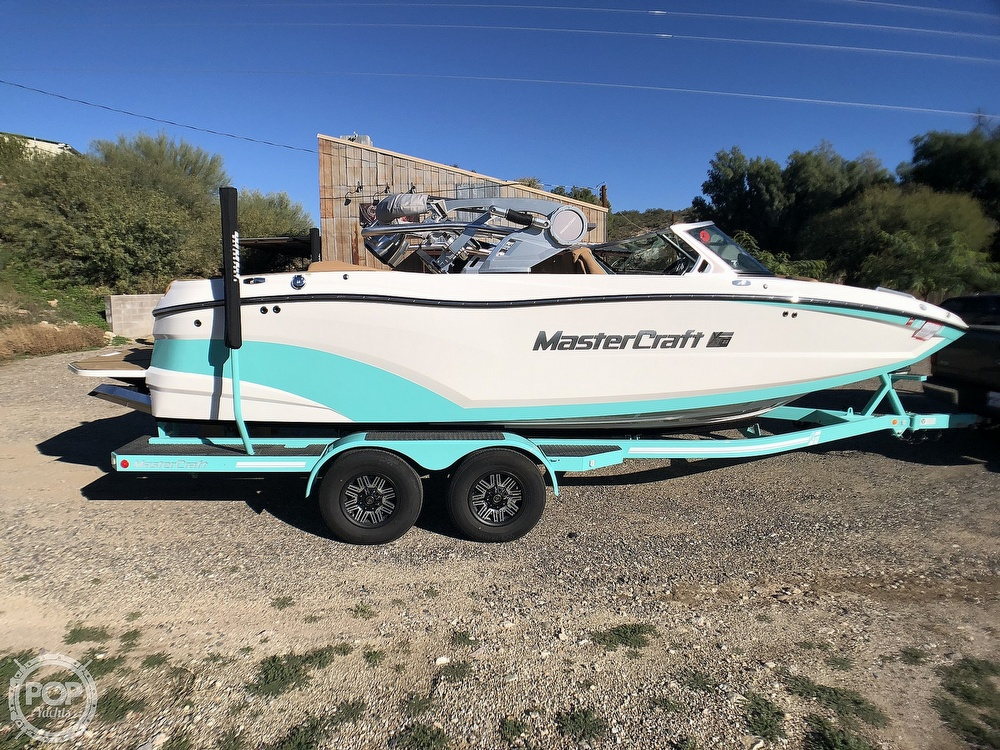 2019 Mastercraft boat for sale, model of the boat is XT22 & Image # 37 of 40