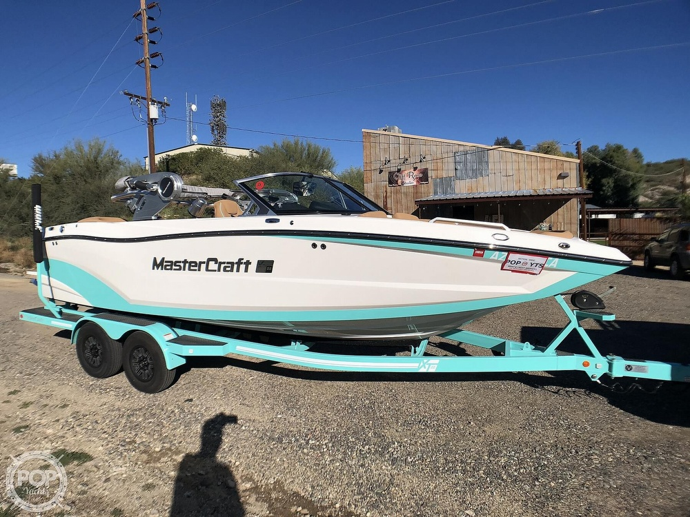 2019 Mastercraft boat for sale, model of the boat is XT22 & Image # 39 of 40