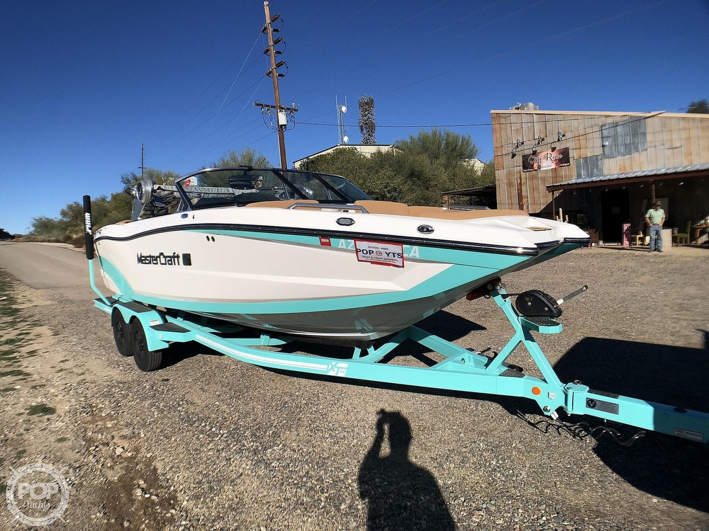 2019 Mastercraft boat for sale, model of the boat is XT22 & Image # 22 of 40