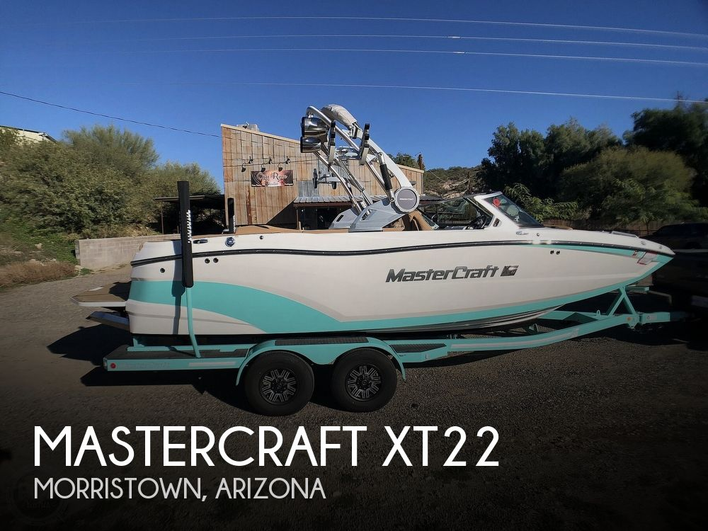 2019 MASTERCRAFT XT22 for sale