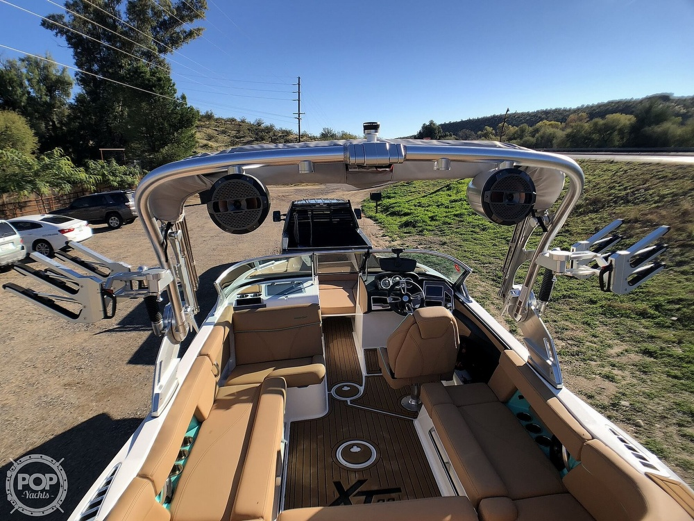 2019 Mastercraft boat for sale, model of the boat is XT22 & Image # 14 of 40