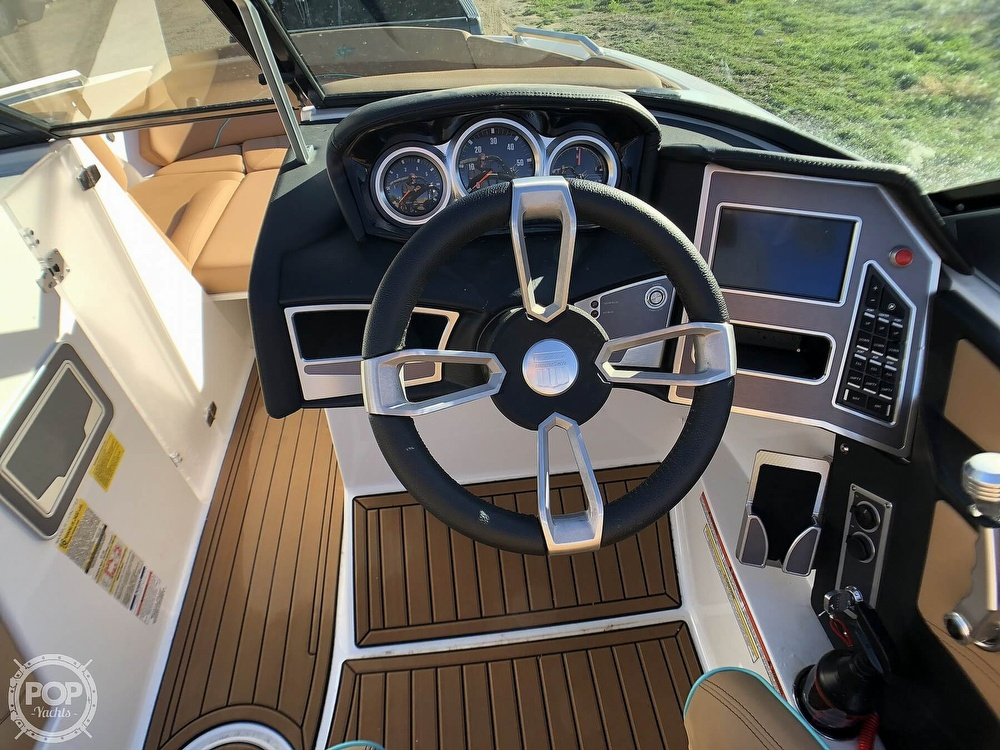 2019 Mastercraft boat for sale, model of the boat is XT22 & Image # 16 of 40