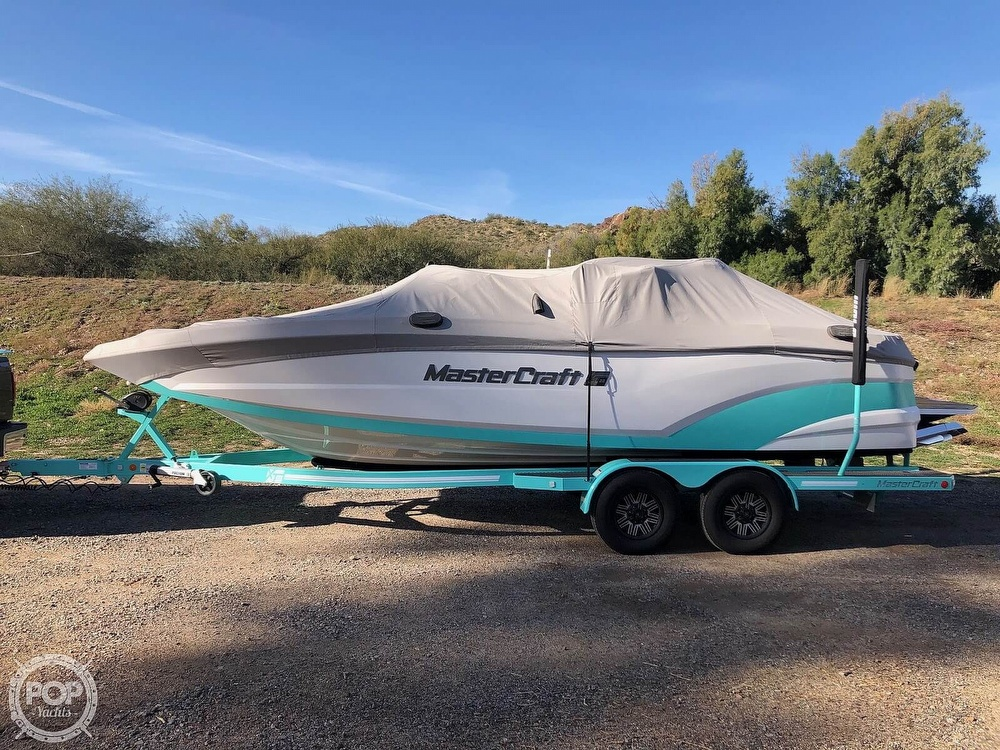 2019 Mastercraft boat for sale, model of the boat is XT22 & Image # 23 of 40